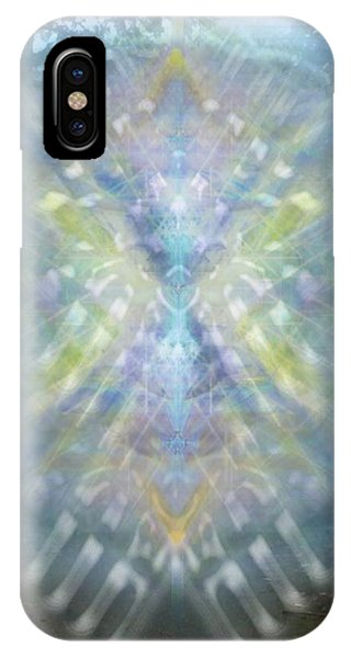 Chalice-tree Spirit In The Forest V1 IPhone Case