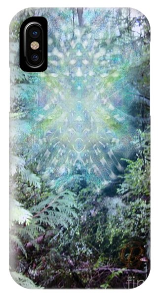 Chalice-tree Spirit In The Forest V3 IPhone Case