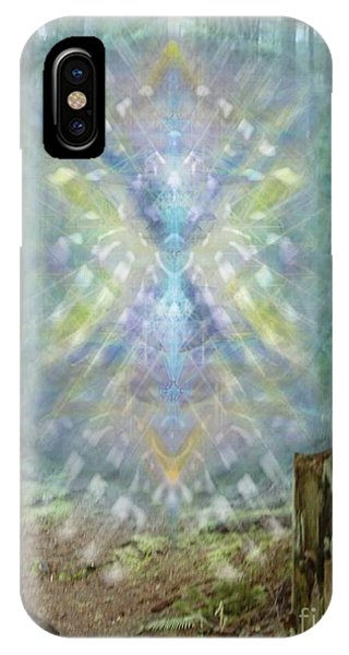 Chalice-tree Spirt In The Forest V2 IPhone Case