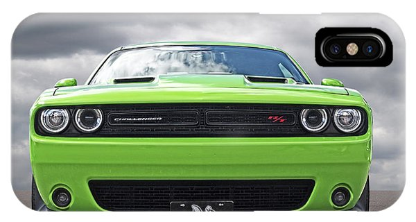 Challenger Scat Pack IPhone Case