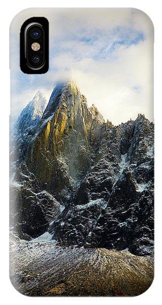 Chamonix IPhone Case