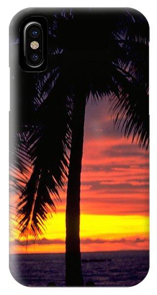 Michel Guntern iPhone Case - Champagne Sunset by Travel Pics