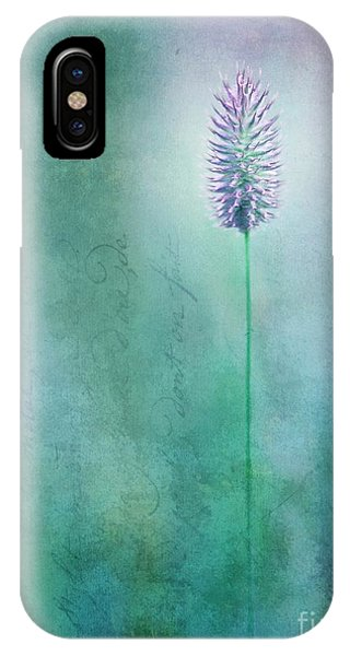 Beauty iPhone Case - Chandelle by Priska Wettstein
