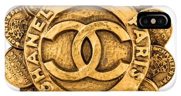 iPhone Case - Chanel Jewelry-2 by Nikita