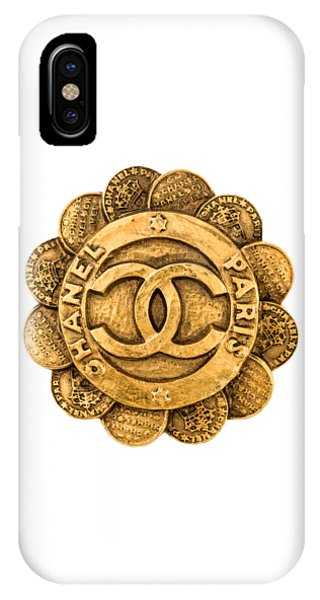 Present iPhone Case - Chanel Jewelry-2 by Nikita
