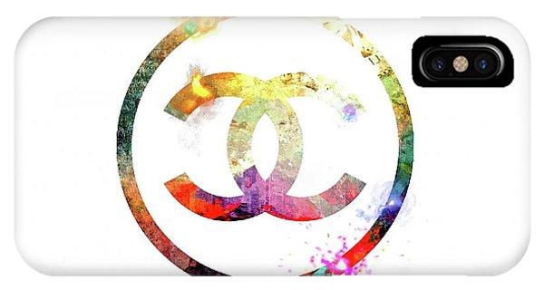 Chanel Logo IPhone Case