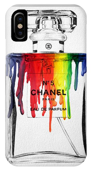 Cool iPhone Case - Chanel  by Mark Ashkenazi