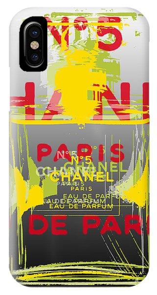 Chanel  No. 5 Pop Art - #1 IPhone Case