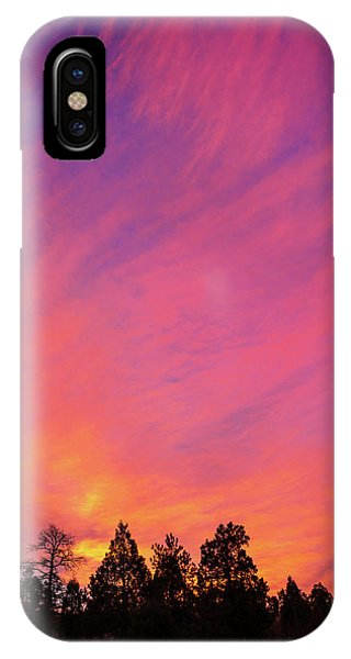 Change Is Often A Challenge Which Both Excites The Soul And Frightens The Body. IPhone Case