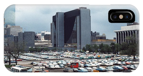Changing Skyline IPhone Case