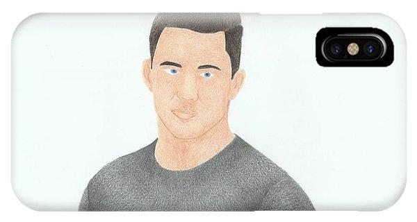Channing Tatum IPhone Case
