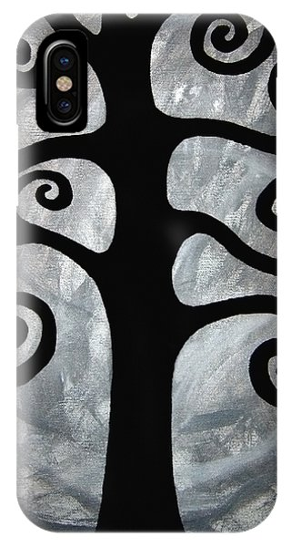 Chaos Tree IPhone Case