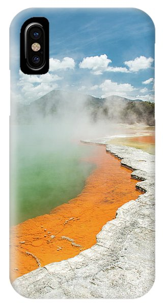 Champagne Pool IPhone Case