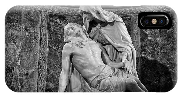 Chapel Of The Pieta 2 IPhone Case