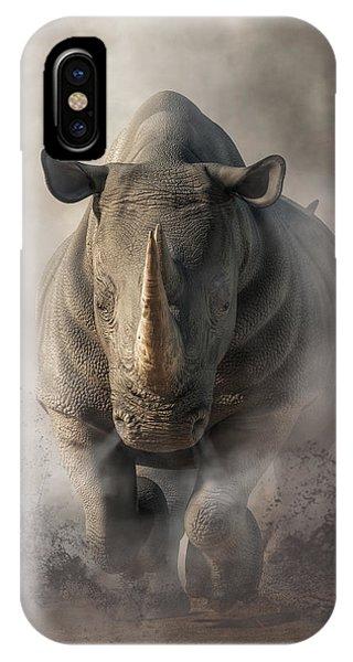 Charging Rhino IPhone Case