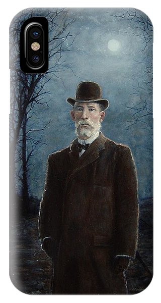 Charles A. Squires IPhone Case