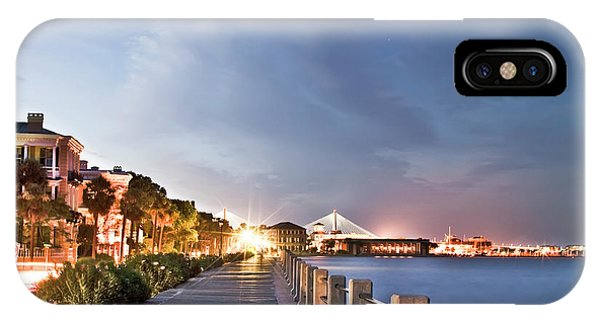 Charleston Battery Photography IPhone Case