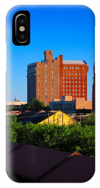 Charleston Buildings IPhone Case