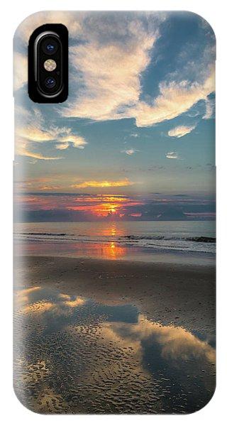 Charleston Coast Sunrise IPhone Case