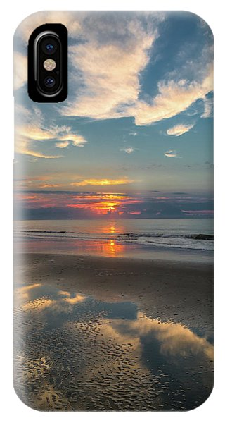 Charleston Coast Sunrise IPhone Case