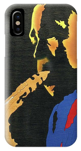 Charlie Parker  IPhone Case