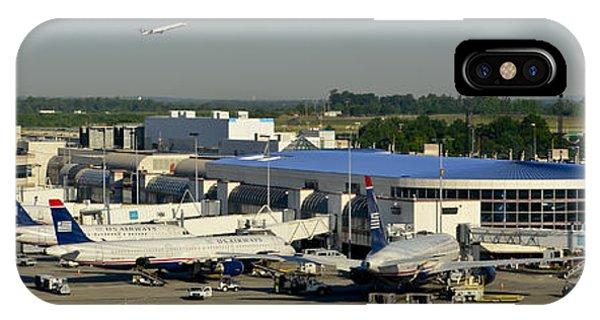 Charlotte Douglas International Airport IPhone Case