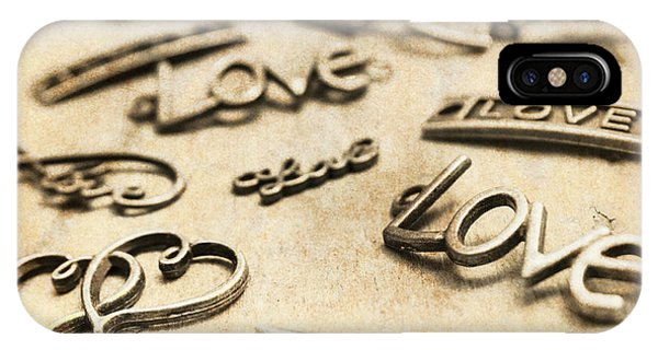 Pendant iPhone Case - Charming Old Fashion Love by Jorgo Photography - Wall Art Gallery