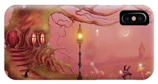 Chasing Fairies IPhone Case