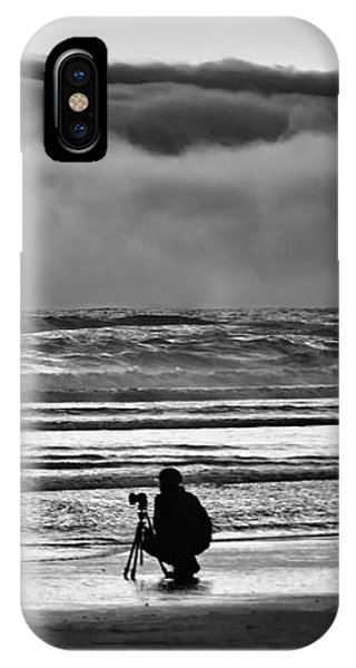 Chasing Tide And Light IPhone Case