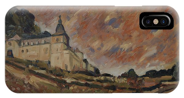 Chateau Neercanne Maastricht IPhone Case