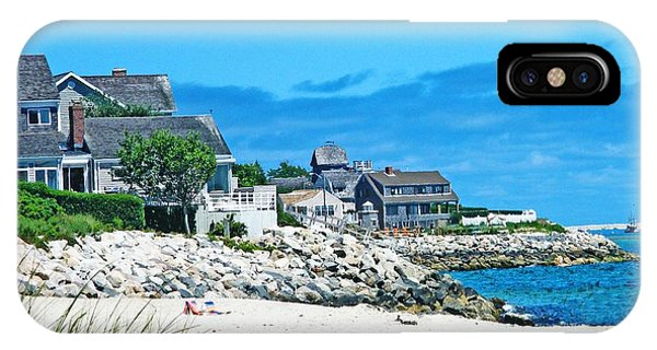Chatham Cape Cod IPhone Case