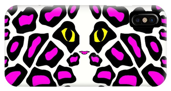 Chaton Sauvage Wild Kitten  IPhone Case