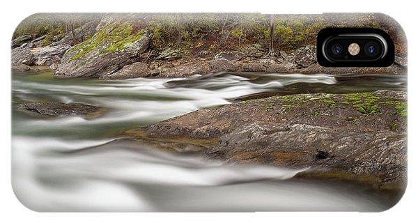 Chattooga River 23 Phone Case by Derek Thornton