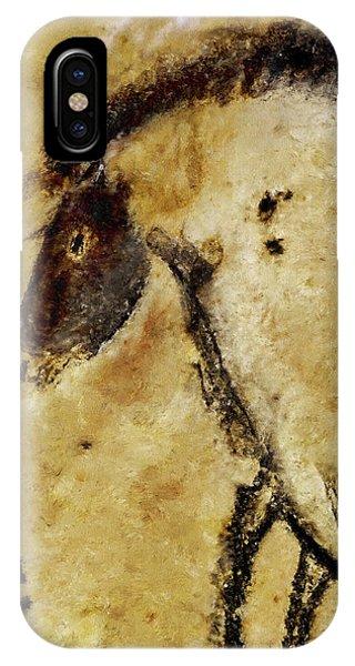 Chauvet Horse IPhone Case