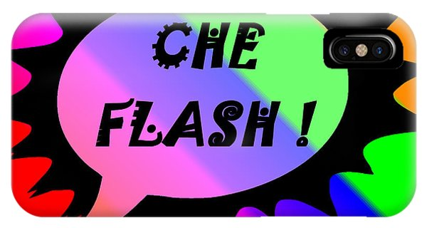 Che Flash IPhone Case