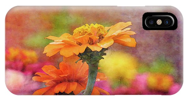 Cheerful Shades Of Optimism 1311 Idp_2 IPhone Case