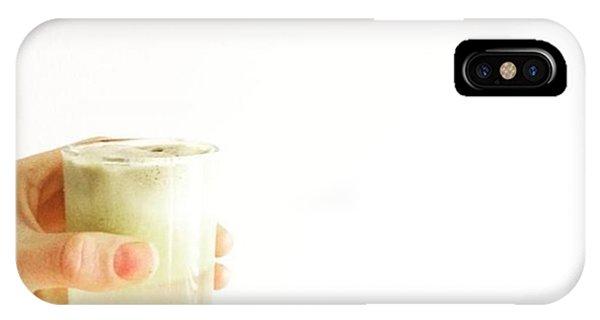 Music iPhone Case - Cheers, Happy Humpday! #juice #raw by E M I L Y  B U R T O N