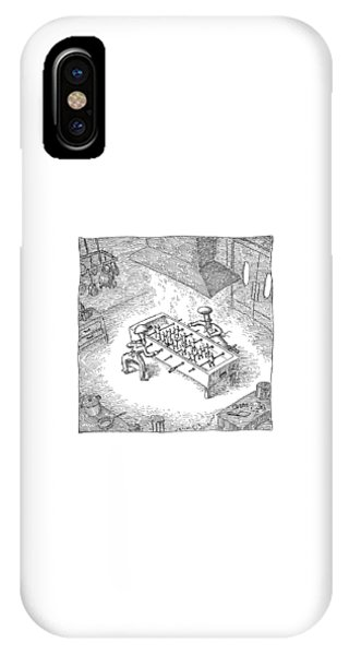 Chefs Face Off IPhone Case
