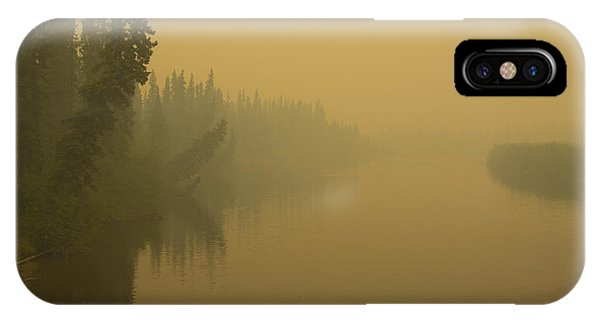 Chena River IPhone Case