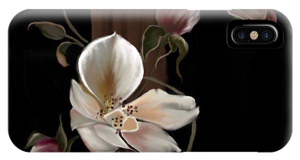 Cherokee Rose IPhone Case