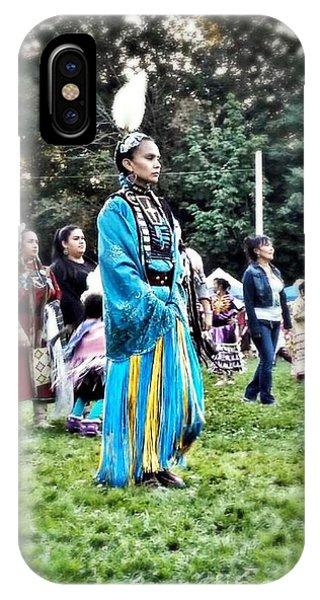 Cherokee Warrior IPhone Case