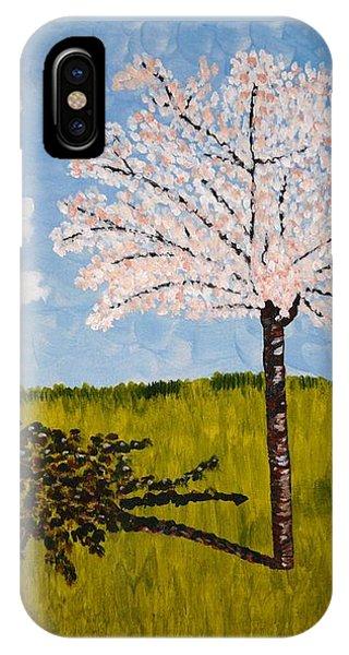 Cherry Blossom Tree IPhone Case
