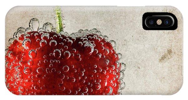 Cherry Fizz IPhone Case