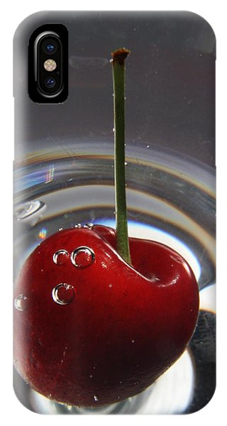 Cherry Martini IPhone Case