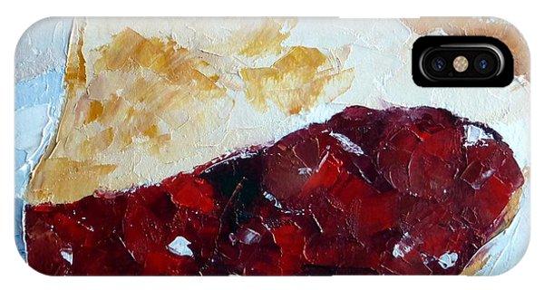 Cherry Pi IPhone Case