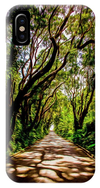 Cherry Tree Hill IPhone Case