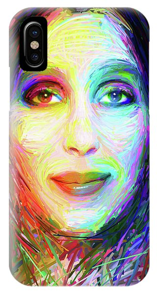 Cheryl Sarkisian IPhone Case