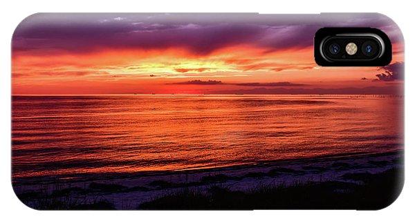 Chesapeake Bay Sunset IPhone Case