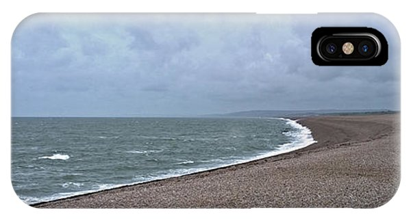 Chesil Beach November 2013 IPhone Case