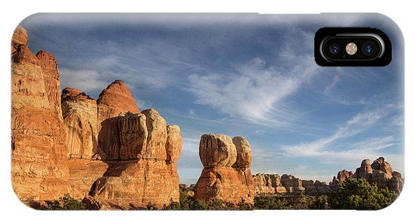 Chesler Park Sunset IPhone Case
